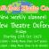 New Theatre.  New Classes.